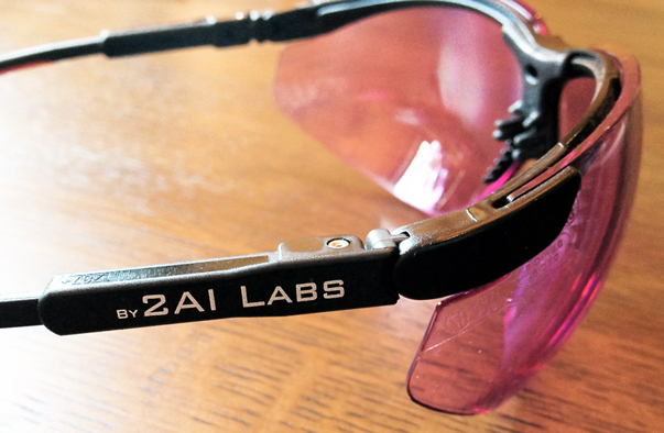 2AI Labs Glasses for Phlebotomists