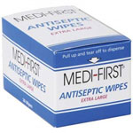Antiseptic Wipes, a necessary piece of phlebotomy equipment.