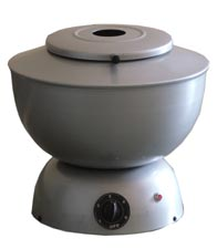 A small centrifuge machine.
