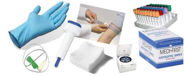 Phlebotomy Equipment